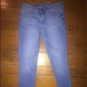 Old navy rockstar jeans 👖